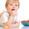 Дієта при алергії у дітей