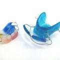Пластинки для вирівнювання зубів: ціна і фото
