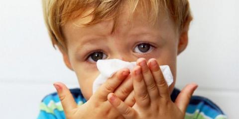Лікування ринофарингіту у дітей