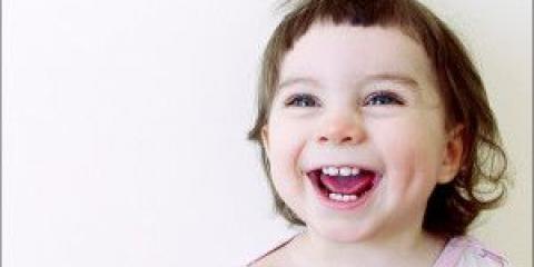 Здорові дитячі зубки